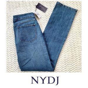 NYDJ Straight Leg Slimming Jean